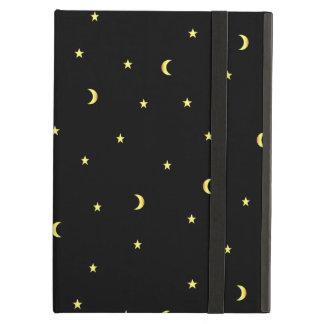 Lune et étoiles d'or