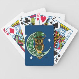 Lune irlandaise jeu de cartes