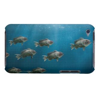 L'une Mer Noire basse menant une école Étuis Barely There iPod