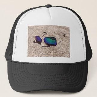 Lunettes de soleil casquette de camionneur