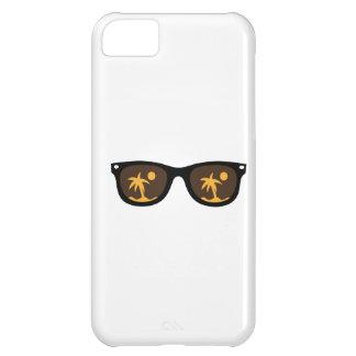 lunettes de soleil coque iPhone 5C
