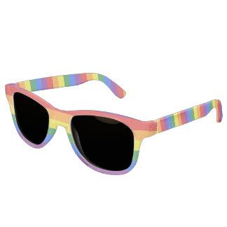 Lunettes De Soleil Drapeau de gay pride d'arc-en-ciel