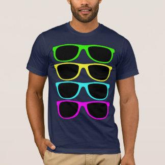 Lunettes de soleil du cru RVB Fluo T-shirt