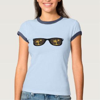 lunettes de soleil t-shirt