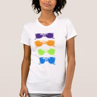 lunettes de soleil t-shirts