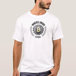 L'union du mineur globale t-shirt