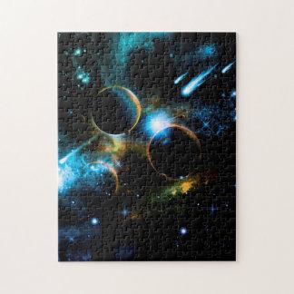 L'univers des planètes puzzle