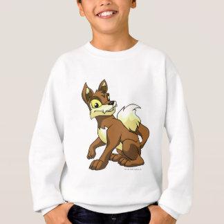 Lupe Brown Sweatshirt