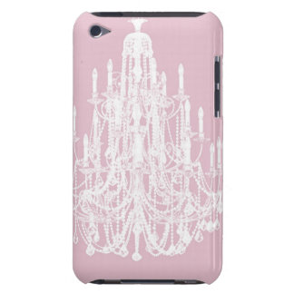 Lustre rose chic coque iPod touch