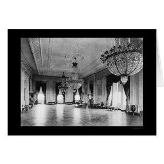 Lustres 1903 de la Maison Blanche Cartes