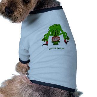 Lutin drôle manteaux pour chien