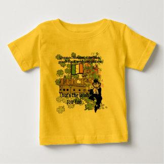 Lutins, châteaux, bonne chance et rire t-shirts