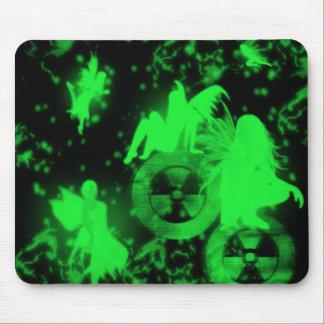 lutins toxiques tapis de souris