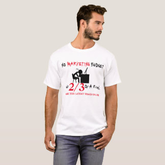 Lutte de musiciens t-shirt