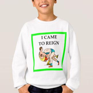 lutte sweatshirt