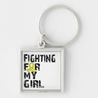 Lutter pour mon endométriose 21 de fille porte-clefs