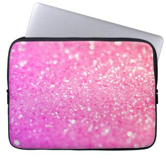 Luxe brillant de scintillement protection pour ordinateur portable
