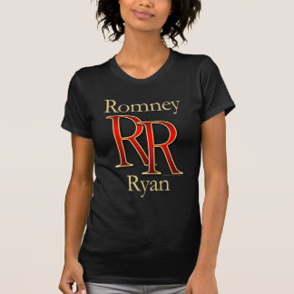 Luxe de Romney Ryan rr T-shirt
