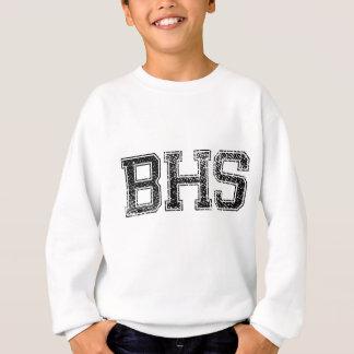 Lycée de BHS - cru, affligé Sweatshirt