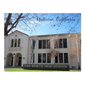 Lycée de San Benito Cartes Postales