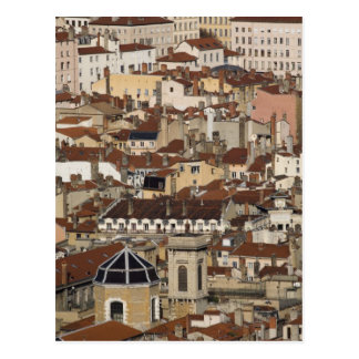 Lyon, France Carte Postale