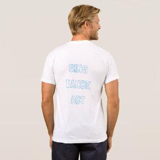 LYT chantent le T-shirt de Loi de danse