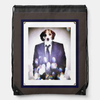M. Beagle Bag Sacs Avec Cordons