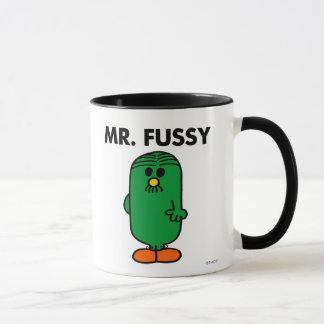 M. Bien-Toiletté Fussy Mug