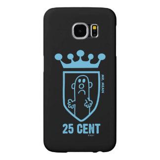 M. bleu Mean Crest et couronne
