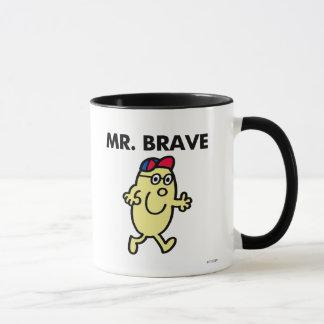 M. Brave Waving Hello Tasses