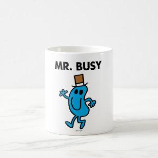 M. Busy Waving Hello Mug