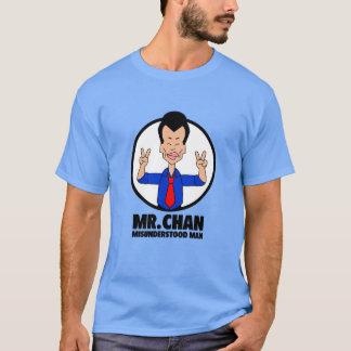 M. Chan : T-shirt mal compris