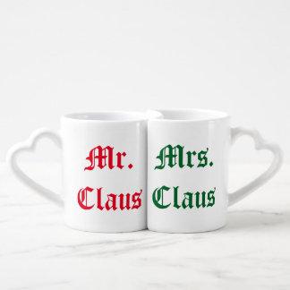 M. et Mme Claus Mugs