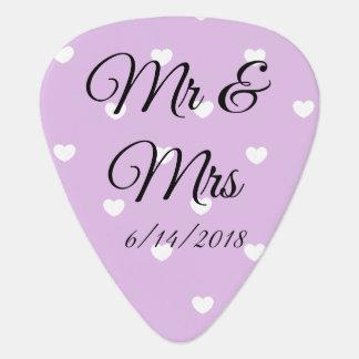M. et Mme onglets de guitare personnalisés