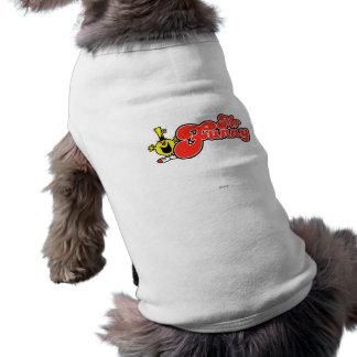 M Funny Logo 2 Tee-shirts Pour Toutous