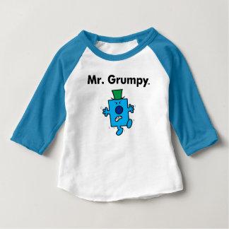 M. Grumpy de M. Men | est un bougon T-shirt Pour Bébé