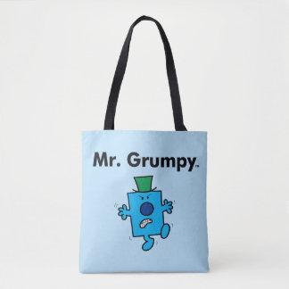 M. Grumpy de M. Men | est un bougon Tote Bag