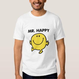 M. Happy | dansant et souriant T-shirt