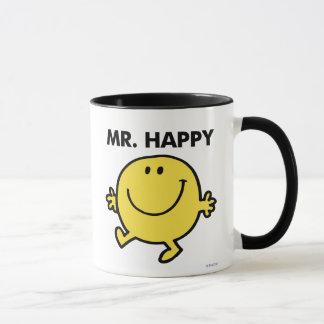 M. Happy | dansant et souriant Tasses