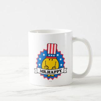 M. Happy Election Seal Mug