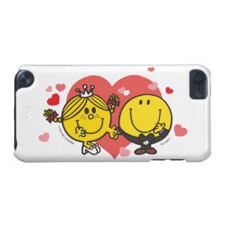 M. Happy et petite Mlle Sunshine Wedding Coque iPod Touch 5G