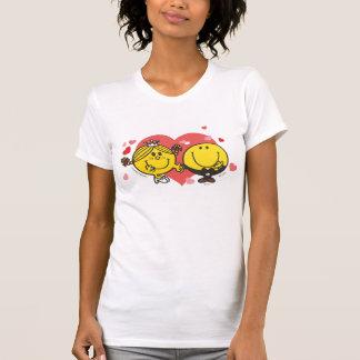 M. Happy et petite Mlle Sunshine Wedding T-shirt