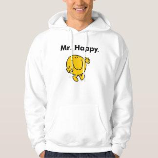 M. Happy Is Always Happy de M. Men | Veste À Capuche