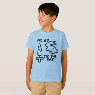 """""""M. Hip le T-shirt de l'enfant à houblon"""""""