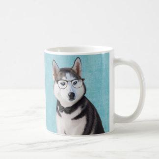M. Husky Mug