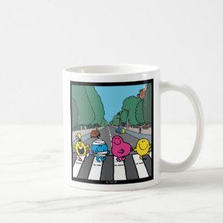 M. Men Abbey Road Walkers Mug