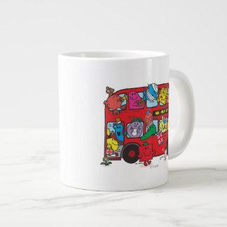 M. Men et petit Bus de Mlle Crowded Mug