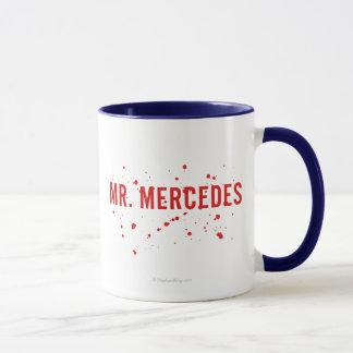 M. Mercedes Logo Tasse