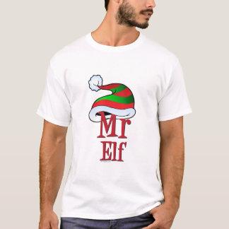 M. MIGNON Elf Family de Noël T-shirt