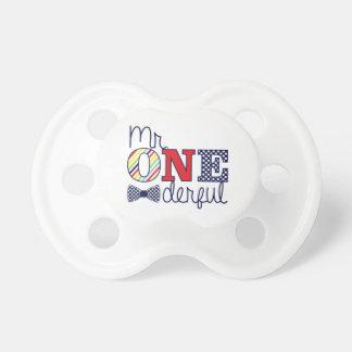 M. ONEderful 6+ mois de tétine de BooginHead®
